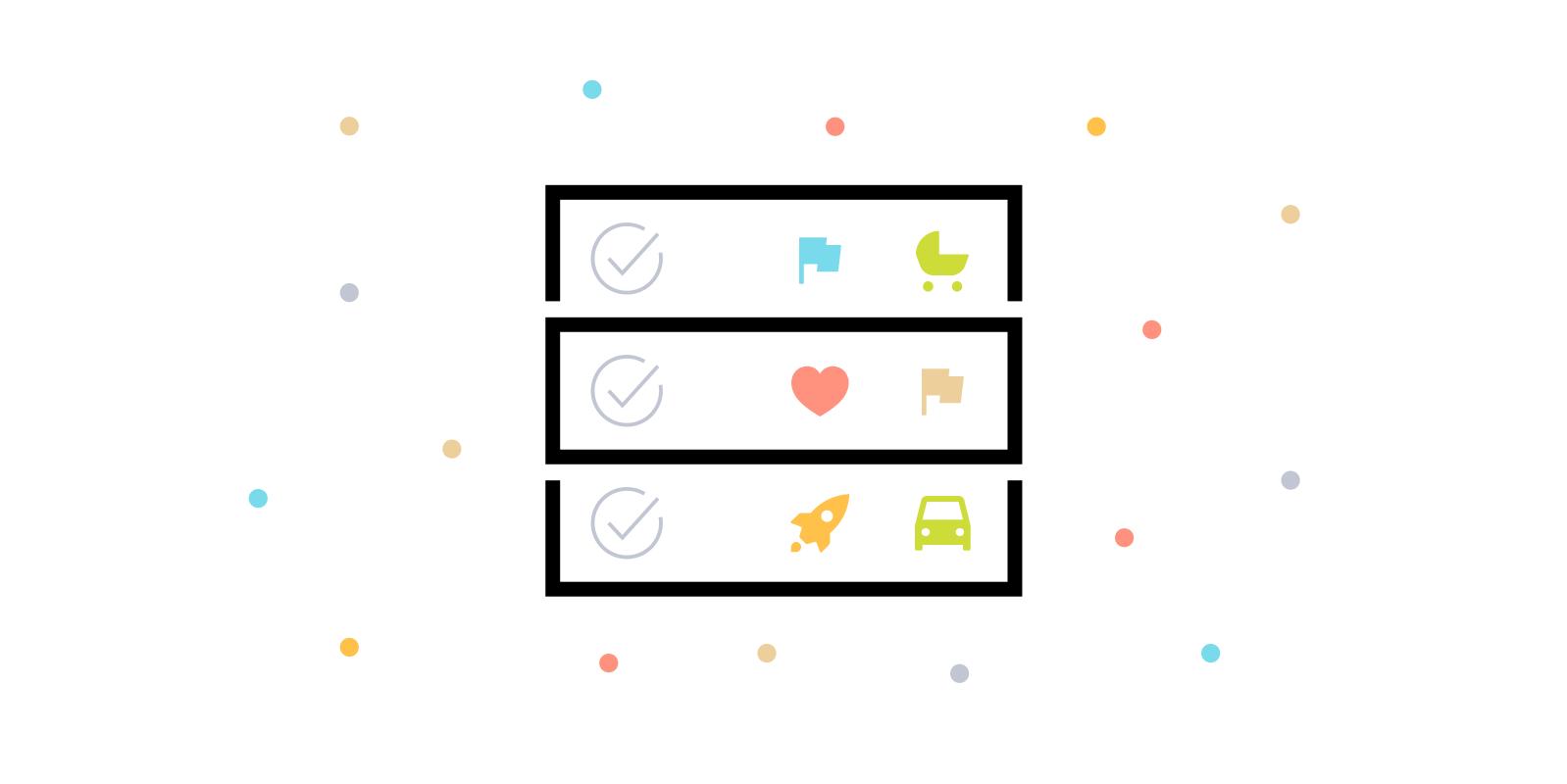 Plantilla de tareas :: Nozbe - aplicación de gestión de tiempo y ...