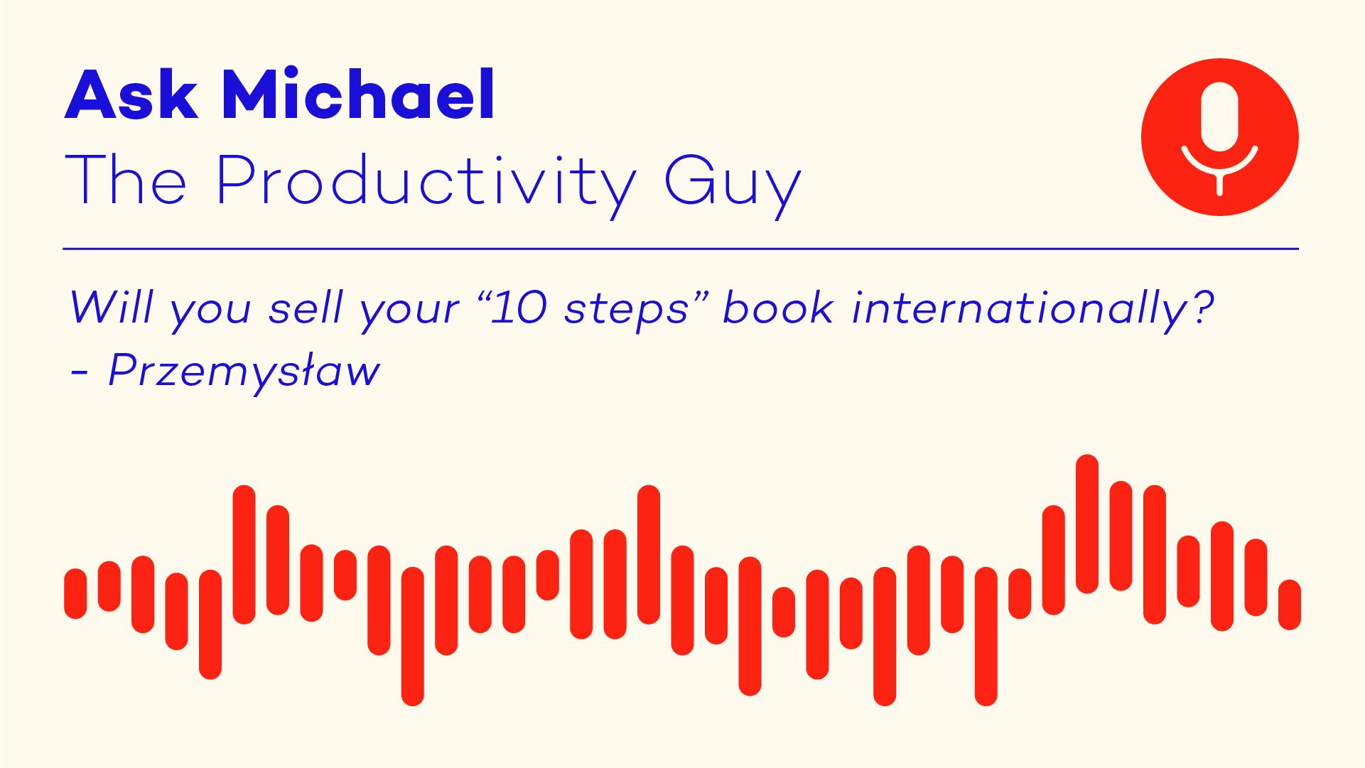 Ask Michael s04e10