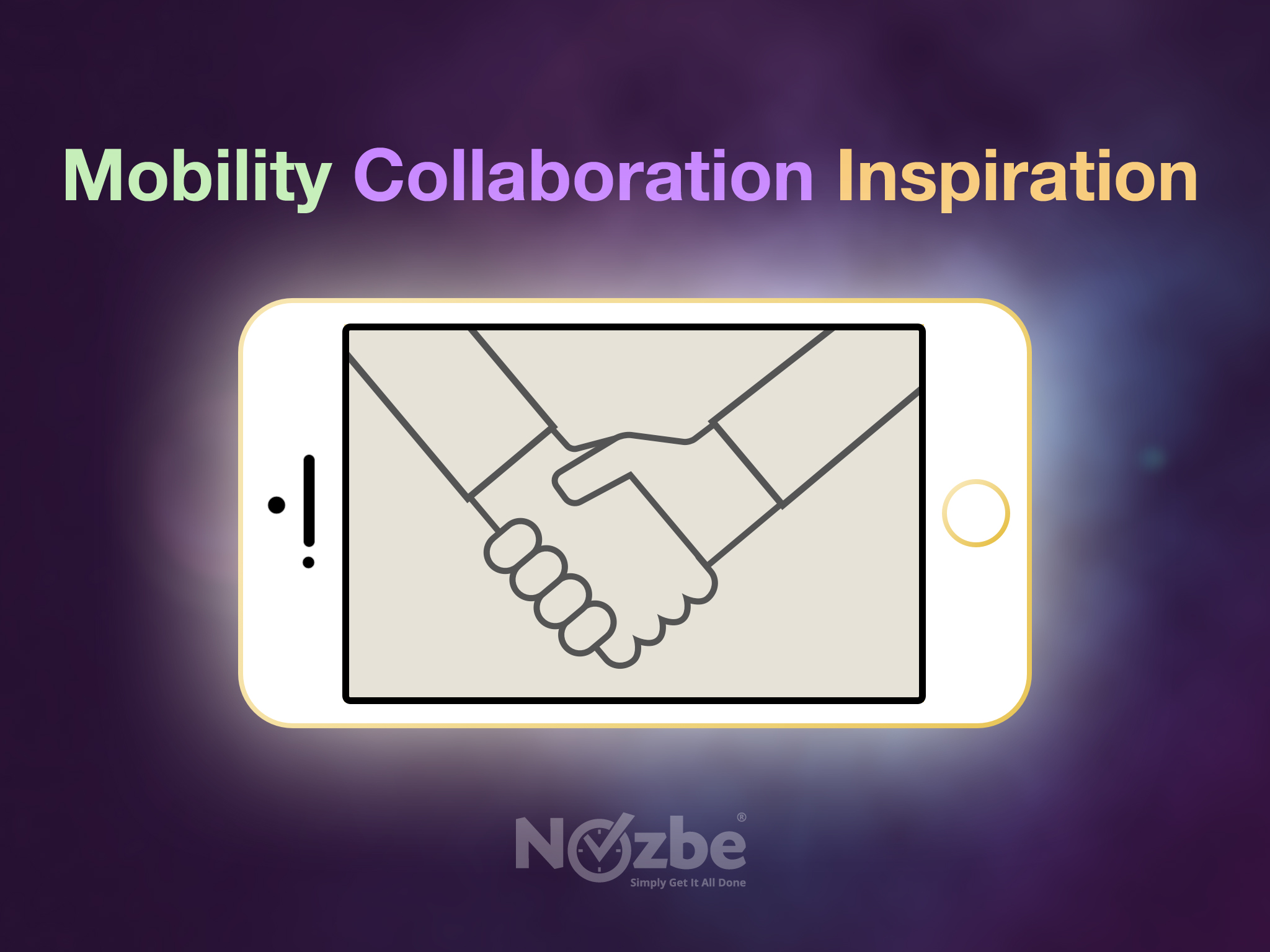 Mobility, collaboration, inspiration