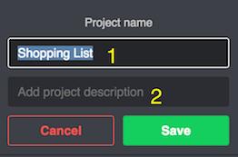 Project Infobar edit