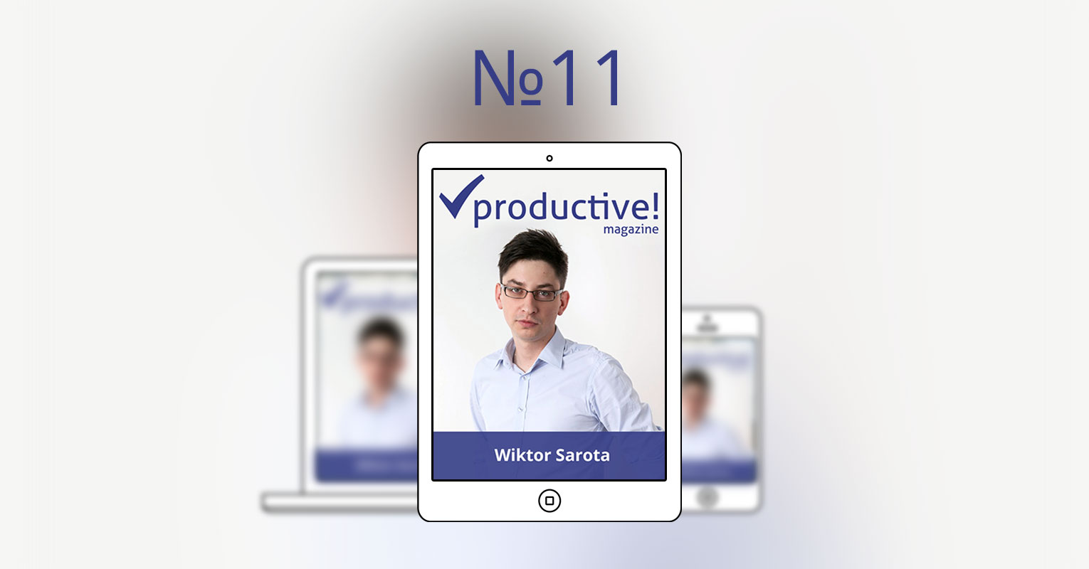 Productive! Mag. PL 11