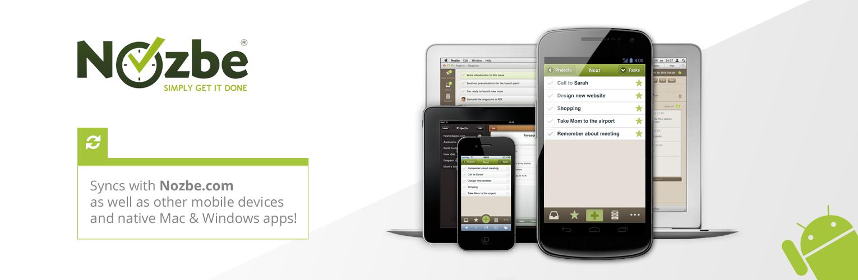 Nozbe Android app