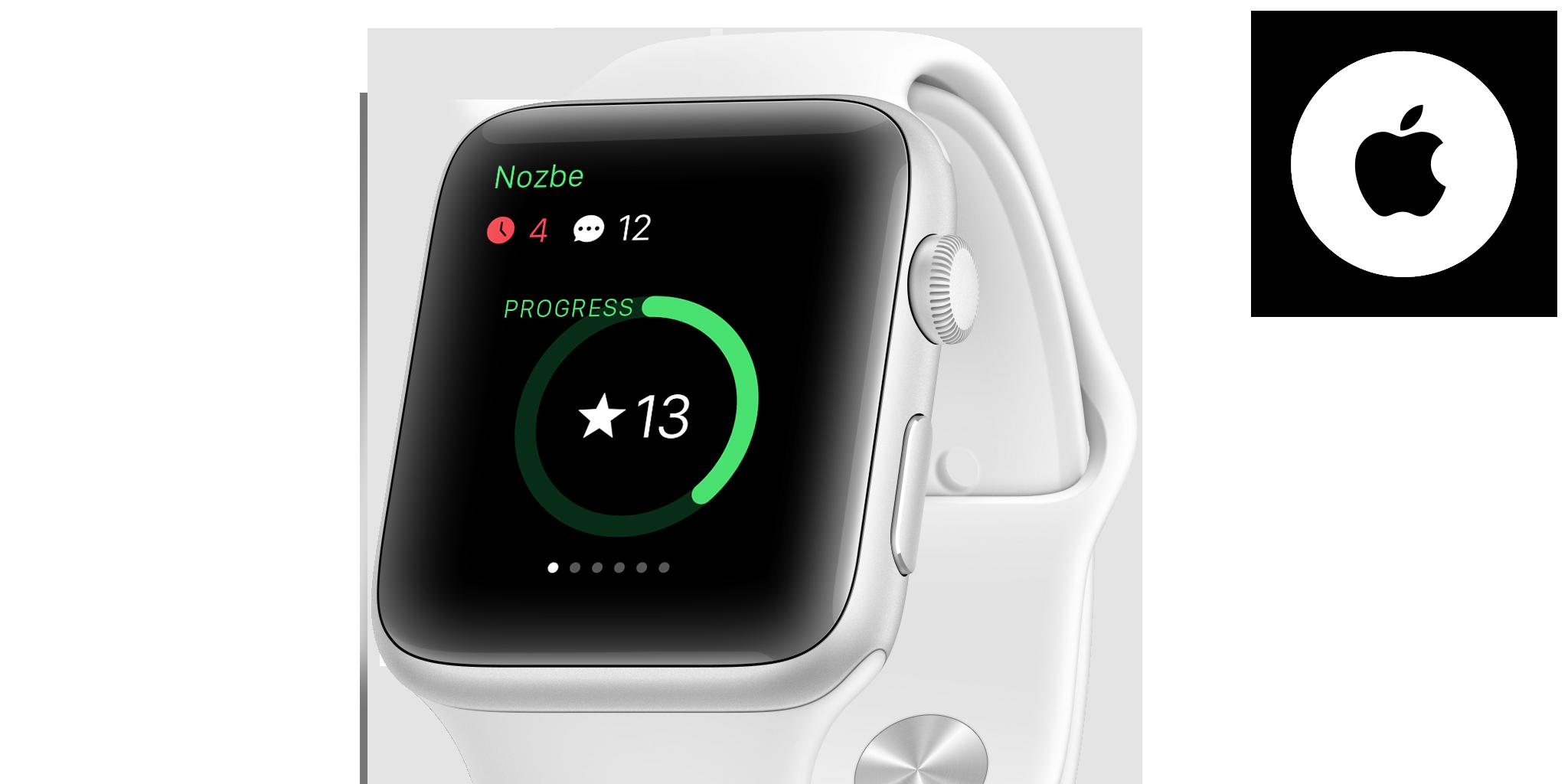 Nozbe Watch App